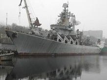 Украина продаст России свой единственный крейсер