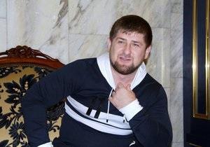 Кадыров завел интернет-блог
