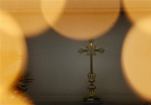 Милиция задержала злоумышленника, воровавшего Евангелия в церквях на западе Украины