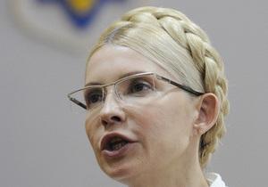 Защита просит закрыть дело против Тимошенко