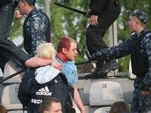 МВД: Действия милиции в Ахтырке были адекватными