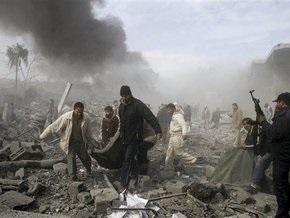 Amnesty International обвинила Израиль в совершении военных преступлений в Газе