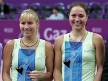 Теннис: Сестры Бондаренко растут в парном рейтинге