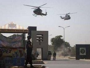 Боевики атаковали Генштаб пакистанской армии