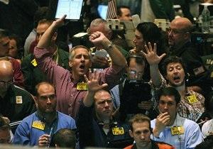 Проблемы Ирландии довлеют над американским рынком акций