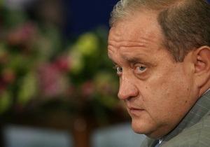 Могилев не намерен баллотироваться в Раду