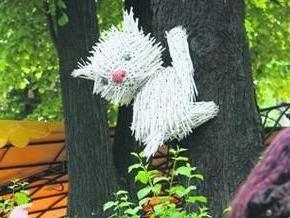 Автор скульптуры Ежик в тумане украсит столицу сотней котов