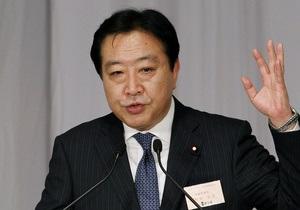 Правительство Японии ушло в отставку в полном составе