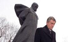 Президент почтил память Кобзаря