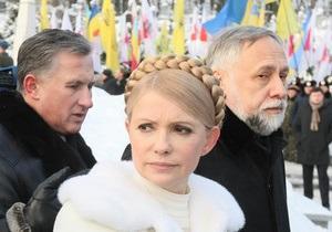 Тимошенко надеется на честность судей, рассматривающих ее иск в ВАСУ