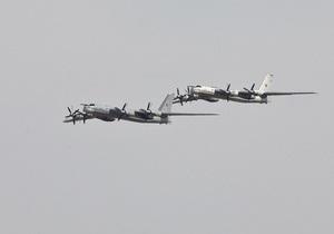 Японские ВВС были подняты по тревоге из-за российских стратегических бомбардировщиков