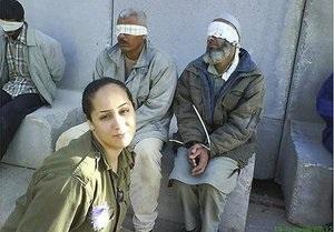 В Израиле разгорелся скандал из-за выложенных в интернет фото бывшей военнослужащей