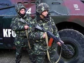 Украинский миротворческий контингент в Косово увеличился на 85 человек