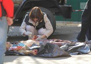 новости Киева - убийство - убийство на Саксаганского - Парфенюк Анатолий - Убийство на Саксаганского: новые подробности
