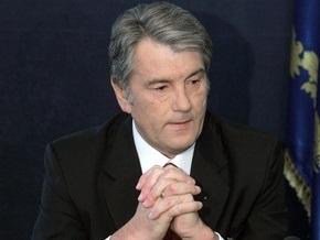 Ющенко надеется, что Рада заработает