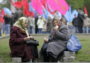 Заявки на празднование 1 мая в столице подали только левые и профсоюзы