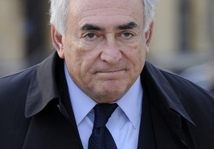 Французская прокуратура подозревает Стросс-Кана в групповом изнасиловании