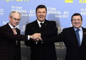 Янукович установил четкие сроки для реализации договоренностей с ЕС