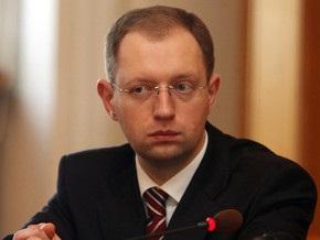 Яценюк: Избирательные блоки нужно запретить