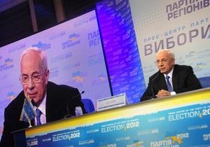 DW: Партия регионов празднует победу на украинских выборах