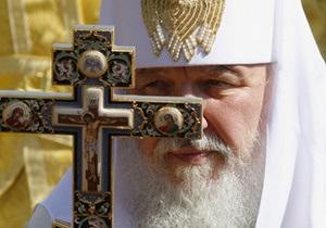Просил бы вас не оставлять своей вахты: патриарх Кирилл поздравил ветеранов с Днем Победы