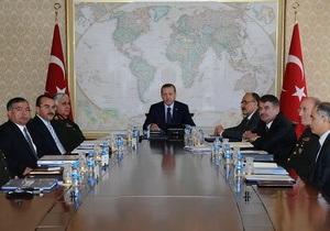 Турция угрожает заморозить отношения с Евросоюзом, если  Кипр станет председателем ЕС