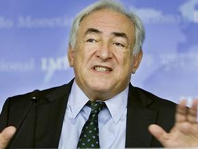 Глава МВФ исключил вторую волну рецессии в США
