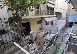 В Греции при взрыве гранаты погиб курд из Турции