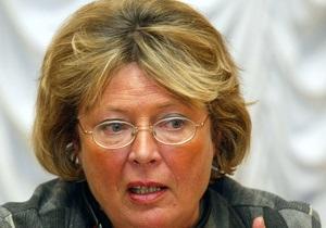 Северинсен об интеграции Украины в ТС: Это может быть очень опасно для будущего Украины