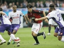 Серия А: Пато помог Милану победить Фиорентину