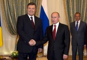 Янукович предложил парламенту ратифицировать договор о ЗСТ СНГ
