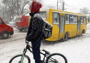 Проезд в киевских маршрутках подорожал на 50 копеек