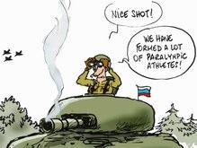 Интернет отреагировал на кавказский конфликт шквалом анекдотов
