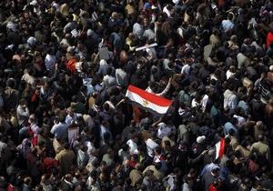 Движение ХАМАС поздравило египтян