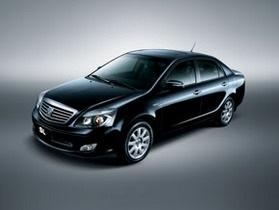 В Украине стартуют продажи нового седана - Geely SL