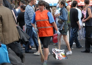 Сотрудникам киевского коммунального предприятия более двух месяцев не платят зарплату