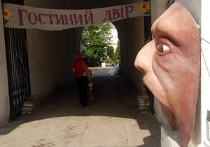 Гостиный двор предлагают передать Киево -Могилянской академии
