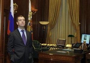 Медведев ознакомился с открытым письмом Ходорковского