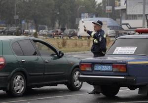 Новый глава тернопольской ГАИ отказался от Lexus и Toyota Land Cruiser предшественника