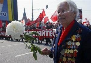 Парады Победы пройдут в 72 российских городах