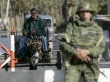 Около штаба миротворцев в Цхинвали взорвалась машина, есть жертвы