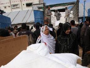 ООН возобновляет поставки гуманитарной помощи в сектор Газа