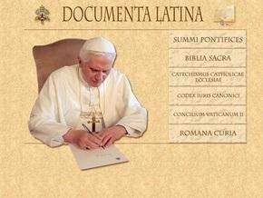 Сайт Ватикана станет доступным на китайском языке