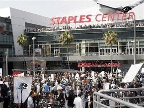 В Лос-Анджелесе проходит церемония прощания с Майклом Джексоном