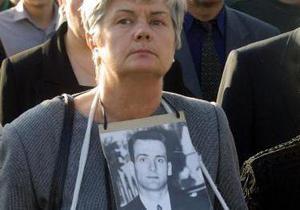 Мать и вдова Гонгадзе начали ознакомление с материалами дела Пукача