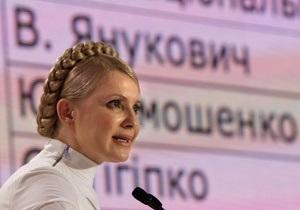 ЦИК обработал более 10% протоколов. Тимошенко сокращает разрыв с Януковичем