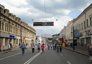 Улица Сагайдачного станет пешеходной