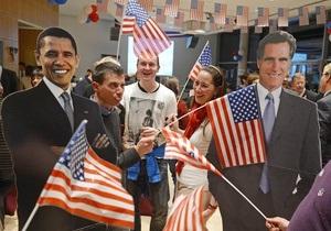 Выборы в США: Отрыв Обамы увеличивается