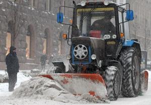 Непогода в Украине: Минтранс заявил об отсутствии существенных нарушений в работе транспорта