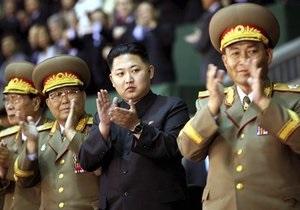 Ким Чен Уну присвоено звание маршала